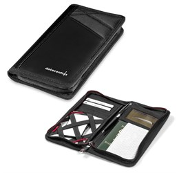 Elleven ZipAround Travel Wallet