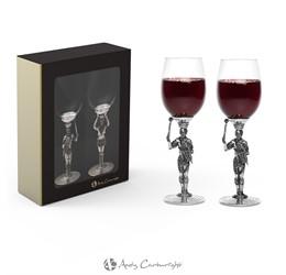 Maiden and Warrior Wine Set