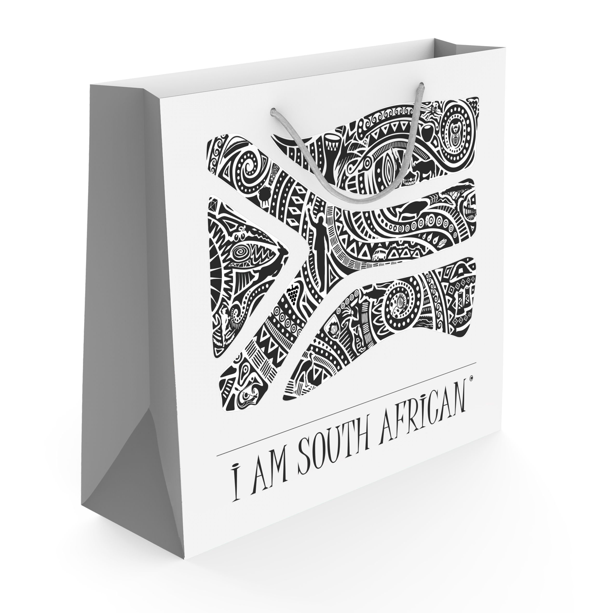 Product: Andy Cartwright 'I Am South African' Gift Bag