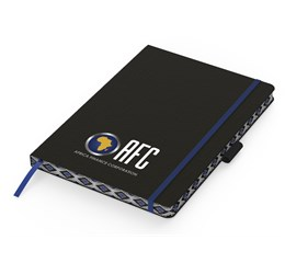 Andy Cartwright Geo A5 Notebook  Blue Only