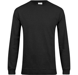 Alpha Sweater  Black Only