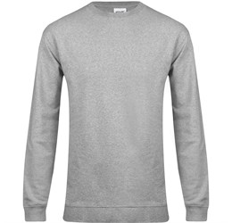 Mens Alpha Sweater  Grey Only