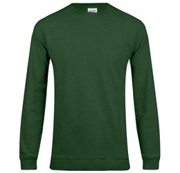 Mens Alpha Sweater  Green Only