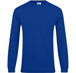 Mens Alpha Sweater  Royal Blue Only