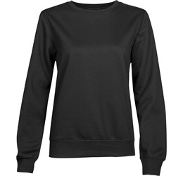Ladies Alpha Sweater  Black Only