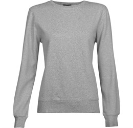 Ladies Alpha Sweater  Grey Only
