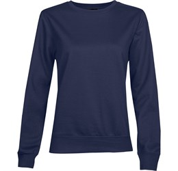 Ladies Alpha Sweater  Navy Only