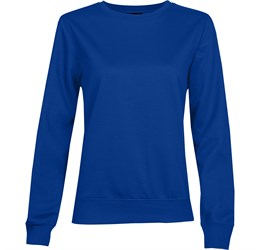 Ladies Alpha Sweater  Royal Blue Only