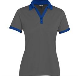 Golfers - Ladies Bridgewater Golf Shirt  Royal Blue Only