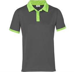 Golfers - Mens Bridgewater Golf Shirt  Lime Only