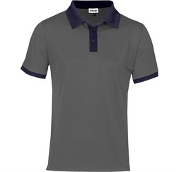 Golfers - Mens Bridgewater Golf Shirt  Navy Only