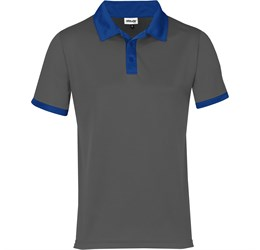 Golfers - Mens Bridgewater Golf Shirt  Royal Blue Only
