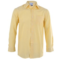 Drew Long Sleeve Shirt  Yellow Only