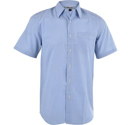 Drew Short Sleeve Shirt  Light Blue Only