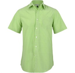 Drew Short Sleeve Shirt  Lime Only