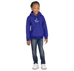 Kids Essential Hooded Sweater