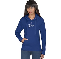 Ladies Essential Hooded Sweater