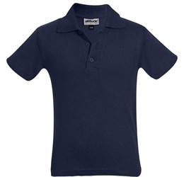 Golfers - Kids Michigan Golf Shirt  Navy Only