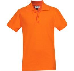 Golfers - Kids Michigan Golf Shirt  Orange Only