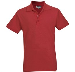 Golfers - Kids Michigan Golf Shirt  Red Only