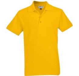 Golfers - Kids Michigan Golf Shirt  Yellow Only
