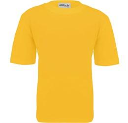 Kids Promo TShirt  Yellow Only