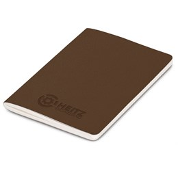 Alex Varga AType Notebook  Brown Only