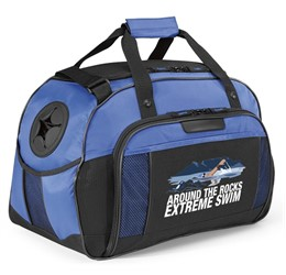 Alabama Sports Bag  Blue Only