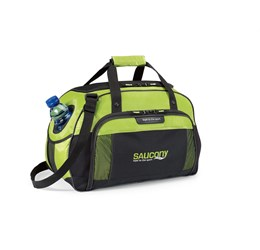 Alabama Sports Bag  Lime Only