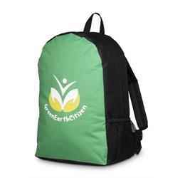 Quebec Backpack  Green Only