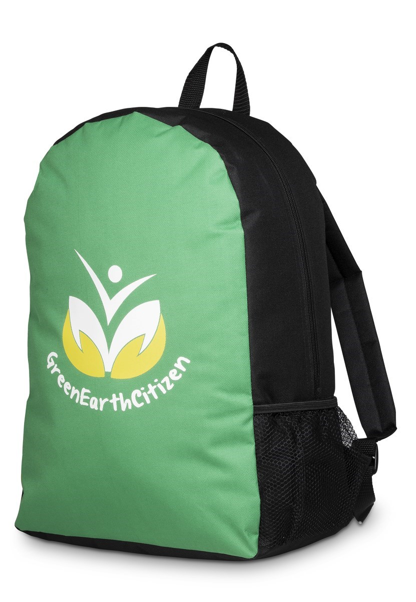 Product: Quebec Backpack - Green Only