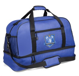 Maine DoubleDecker Bag  Blue Only