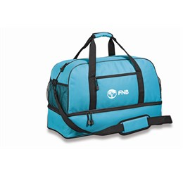 Maine DoubleDecker Bag  Turquoise Only