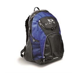 Pinnacle Tech Backpack  Blue Only