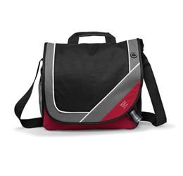 Cadence Messenger Bag  Red Only