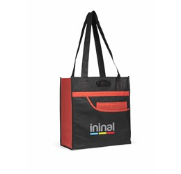 Accentuate Conference Tote  Red Only