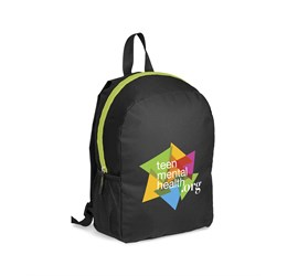 Solo Backpack  Lime Only