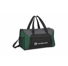 Marathon Sports Bag  Dark Green Only