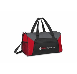 Marathon Sports Bag  Red Only