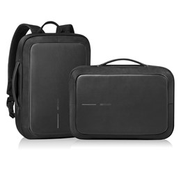 Bobby Bizz AntiTheft Backpack and Briefcase