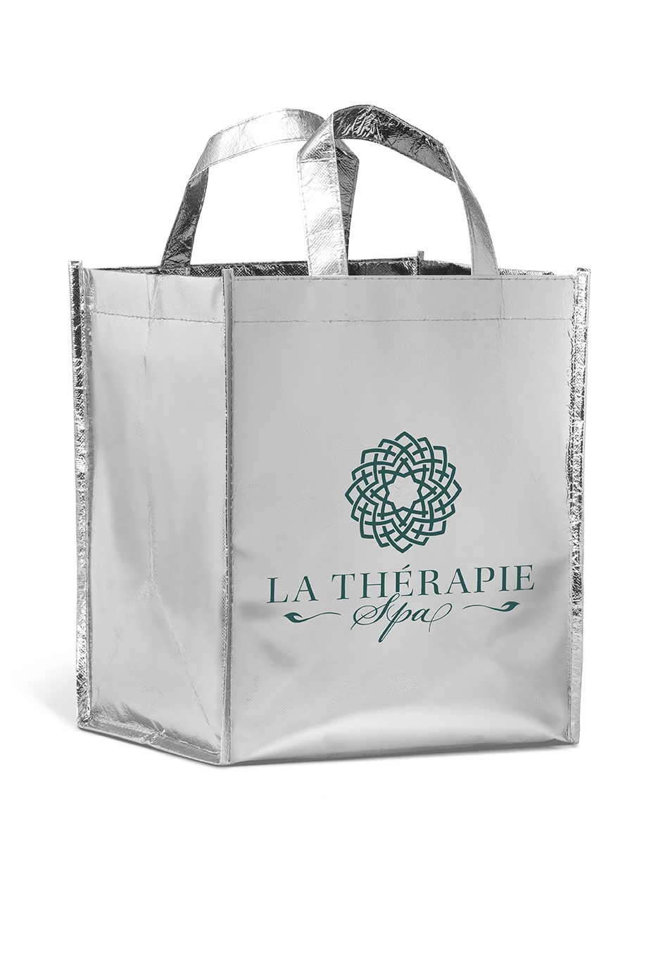 Product: Broadway Tote - Silver Only