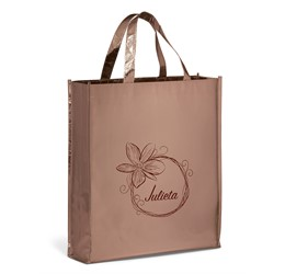 Belissimo Tote  Rose Gold
