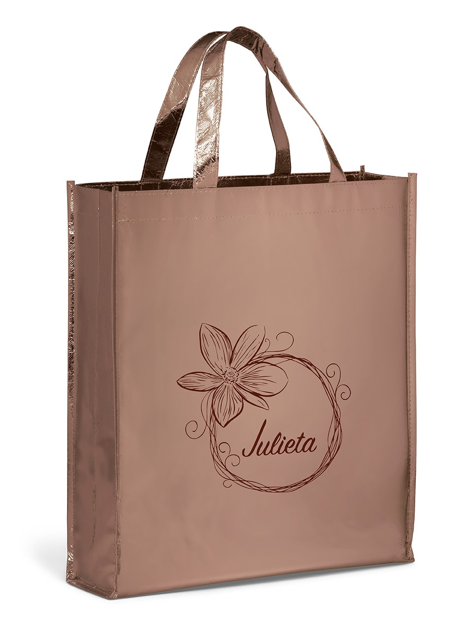 Product: Belissimo Tote - Rose Gold