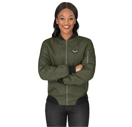 Ladies Crusader Bomber Jacket