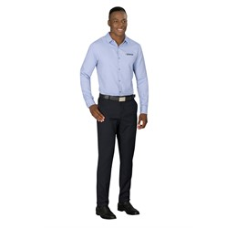 Mens Long Sleeve Wallstreet Shirt
