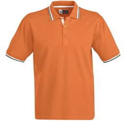 Golfers - US Basic City Mens Golf Shirt