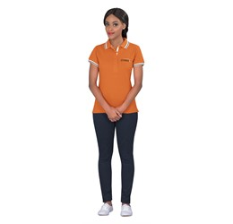 Golfers - US Basic City Ladies Golf Shirt