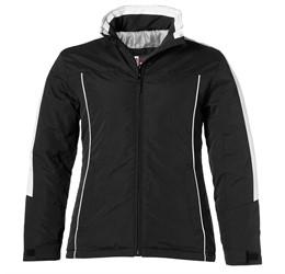 Ladies Calibri Winter Jacket  Black Only