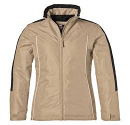 Ladies Calibri Winter Jacket  Khaki Only