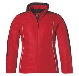 Ladies Calibri Winter Jacket  Red Only